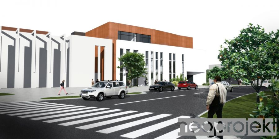 Czytaj więcej: Nadbudowa, rozbudowa oraz przebudowa domu studenckiego Akademii Muzycznej, Łódź, ul. Żubardzka 2a.
