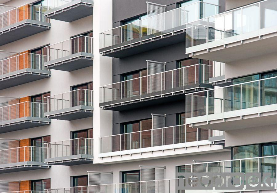 Budynek mieszkalny wielorodzinny, Łódź, ul. Srebrzyńska 40.