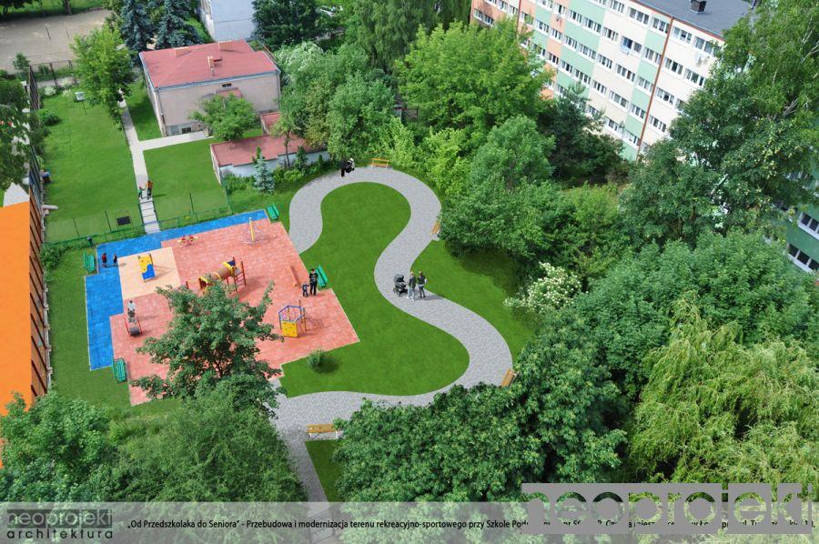 'Od Przedszkolaka do Seniora' Projekt w ramach Budżetu Obywatelskiego Łódź 2013