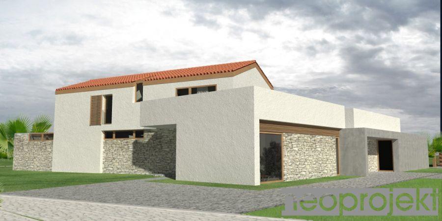 dom w Chorwacji, Janjina