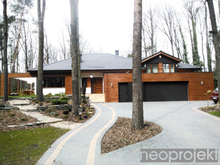 Dom w Sokolnikach