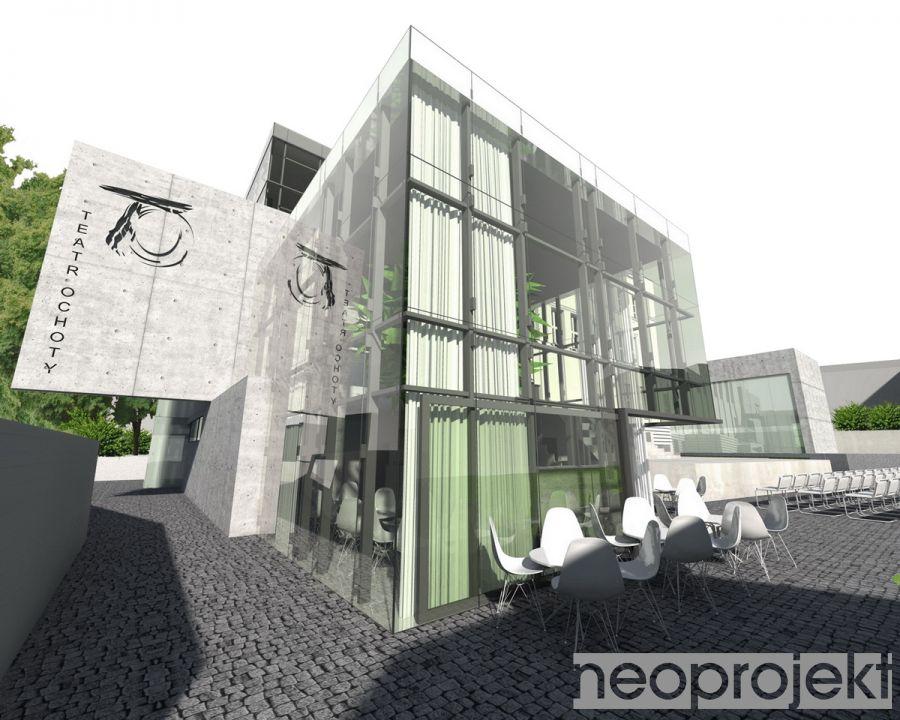 Czytaj więcej: Rozbudowa Teatru Ochoty w Warszawie     konkurs