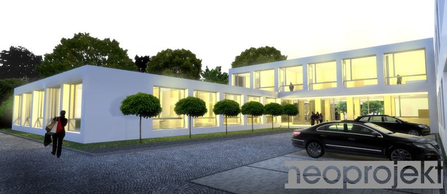 Czytaj więcej: Przebudowa budynku domu Dziecka na Powiatowy Urząd Pracy Tomaszów Maz., ul B.Głowackiego 11