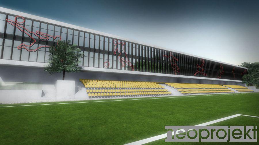 Ośrodek sportowo-rekreacyjny z zapleczem kongresowo-hotelowym w Sulejówku