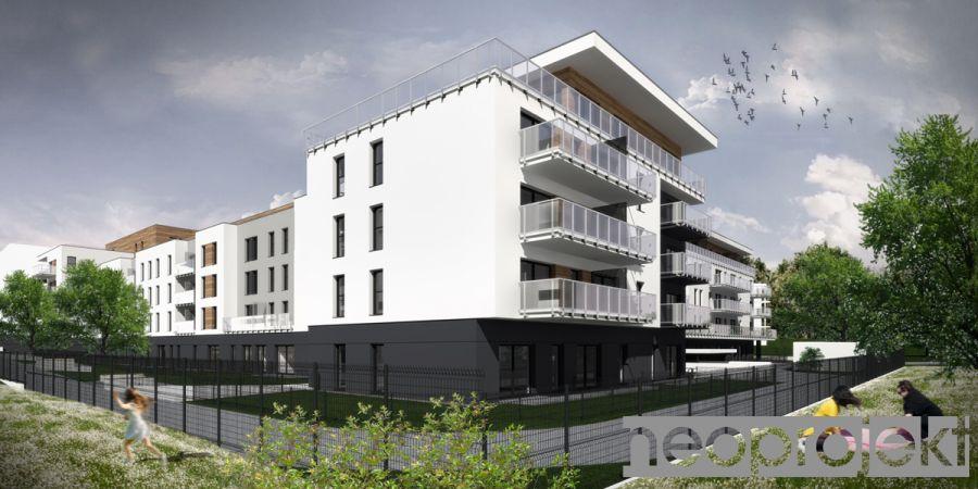 Zespół zabudowy mieszkaniowej wielorodzinnej, Łódź, ul. Srebrzyńska 42