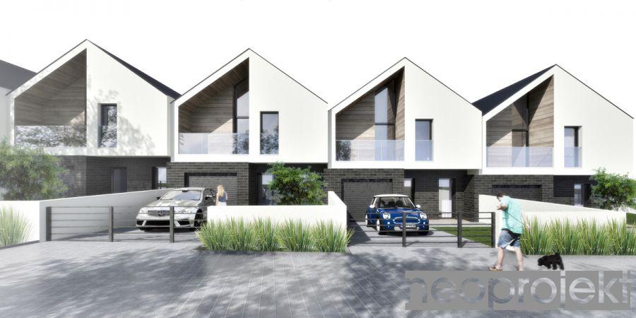 Czytaj więcej: Zespół zabudowy mieszkaniowej jednorodzinnej szeregowej, Łódź, ul. Wycieczkowa/Klimatyczna